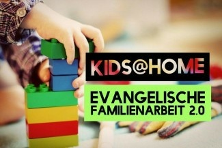 Logo Facebook Kids at home